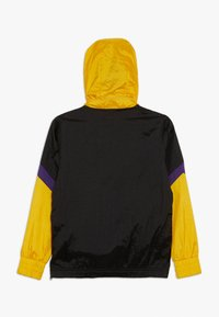 Outerstuff - NBA LOS ANGELES LAKERS WARM UP CRINKLED PACK  - Klubové oblečení - black/yellow - 2
