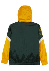 Outerstuff - NFL GREEN BAY PACKERS - Wiatrówka - fir/university gold - 2