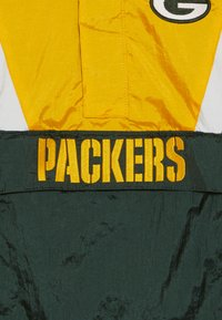 Outerstuff - NFL GREEN BAY PACKERS - Wiatrówka - fir/university gold - 4