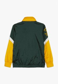Outerstuff - NFL GREEN BAY PACKERS - Wiatrówka - fir/university gold - 1