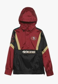 Outerstuff - NFL SAN FRANCISO 49ERS - Windbreaker - gym red/club gold - 2
