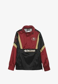 Outerstuff - NFL SAN FRANCISO 49ERS - Windbreaker - gym red/club gold - 4