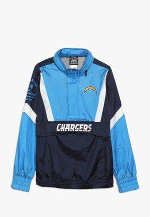 NFL SAN DIEGO CHARGERS - Klubové oblečení - college navy/italy blue