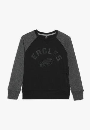 NFL PHILADELPHIA EAGLES TITANIUM - Equipación de clubes - black