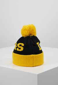 Outerstuff - NBA LOS ANGELES LAKERS CUFFED WITH POM - Mütze - yellow - 3