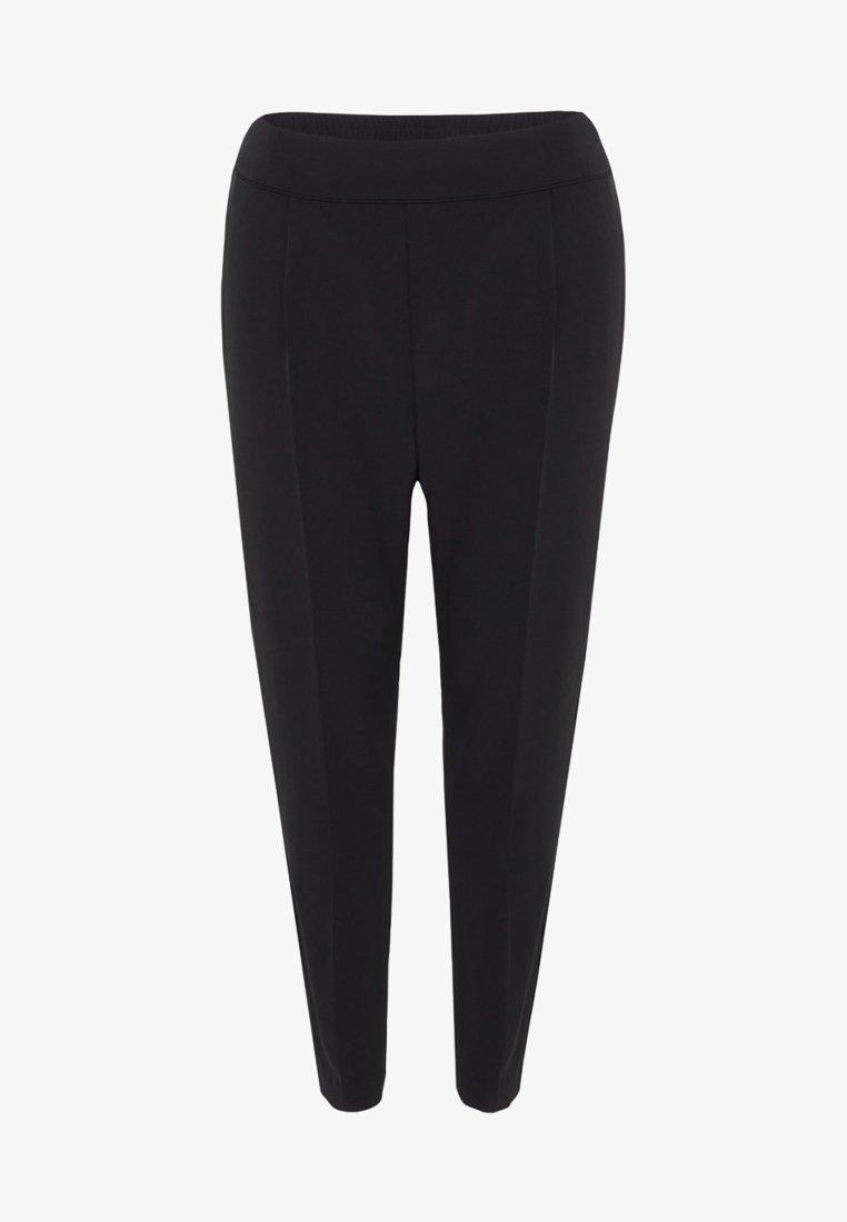 OVS - Trousers - black