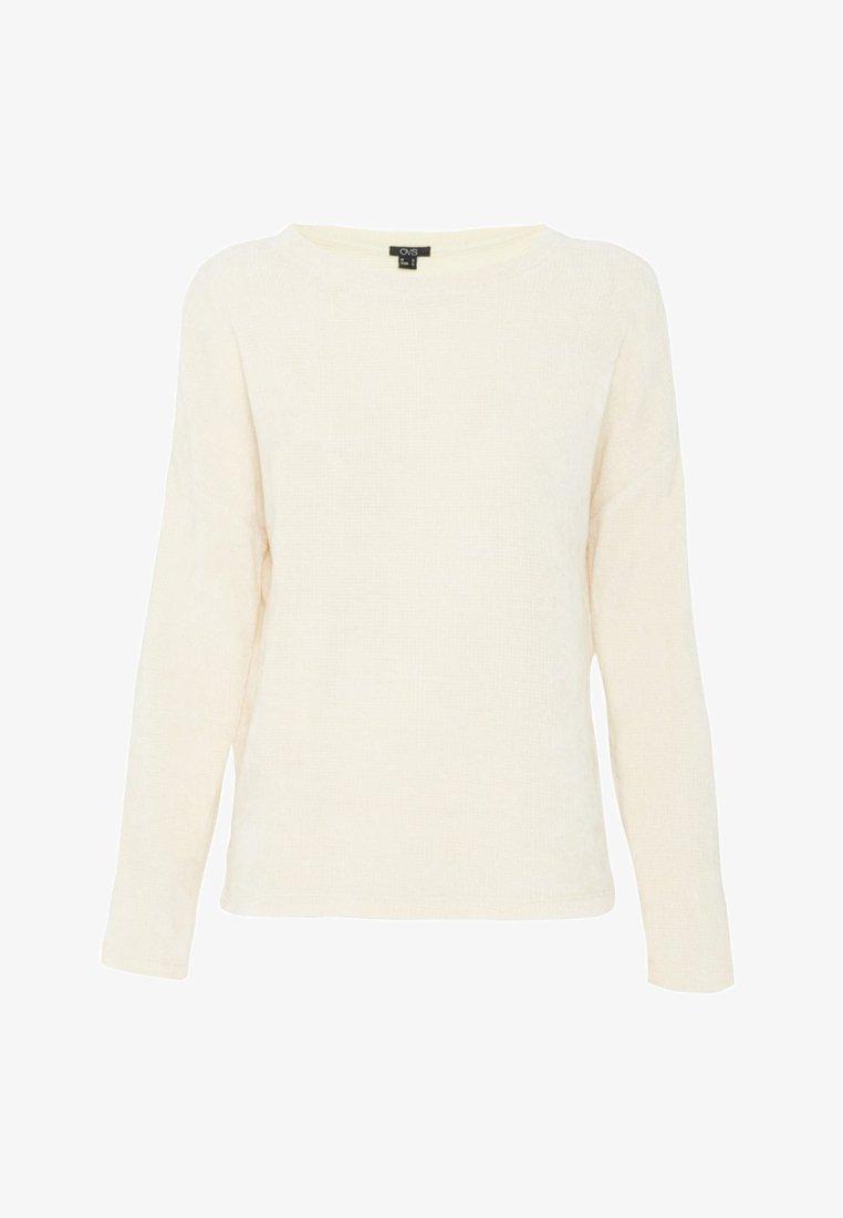 OVS - Langarmshirt - white