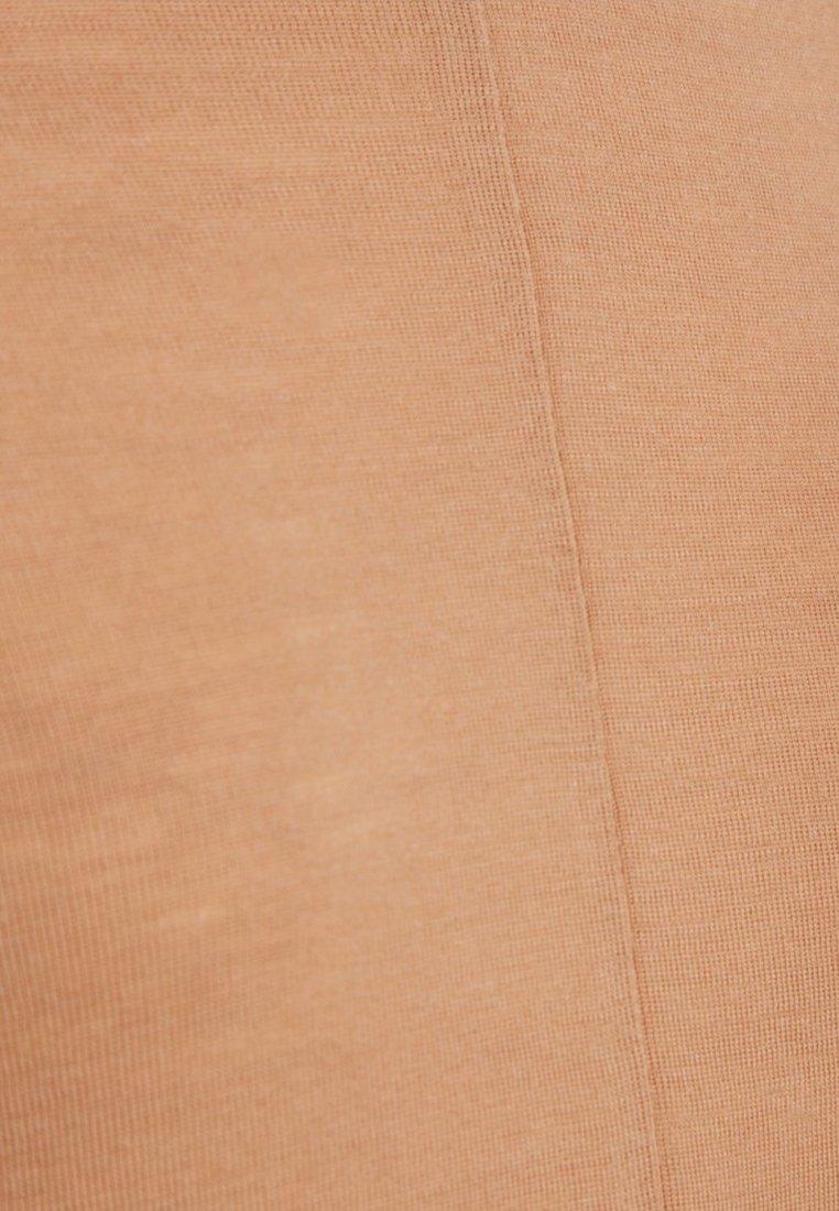 manches brown T shirt OVS à longues MqSzUjVpGL