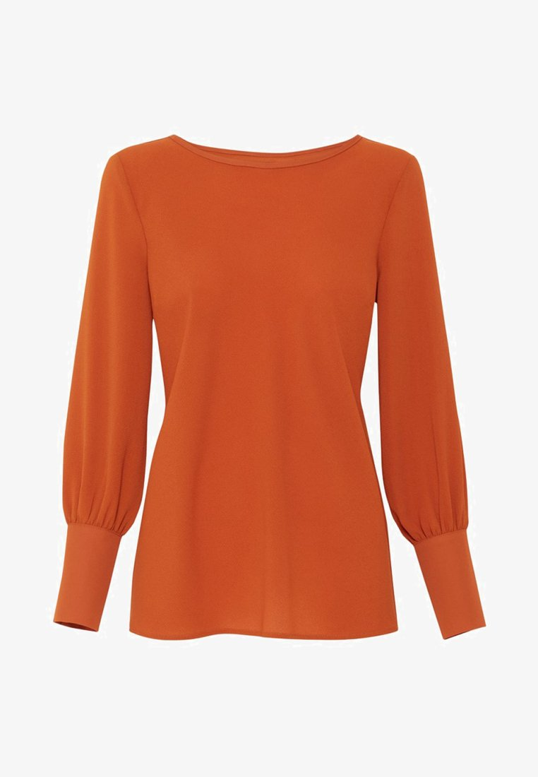 OVS - Blouse - dark orange