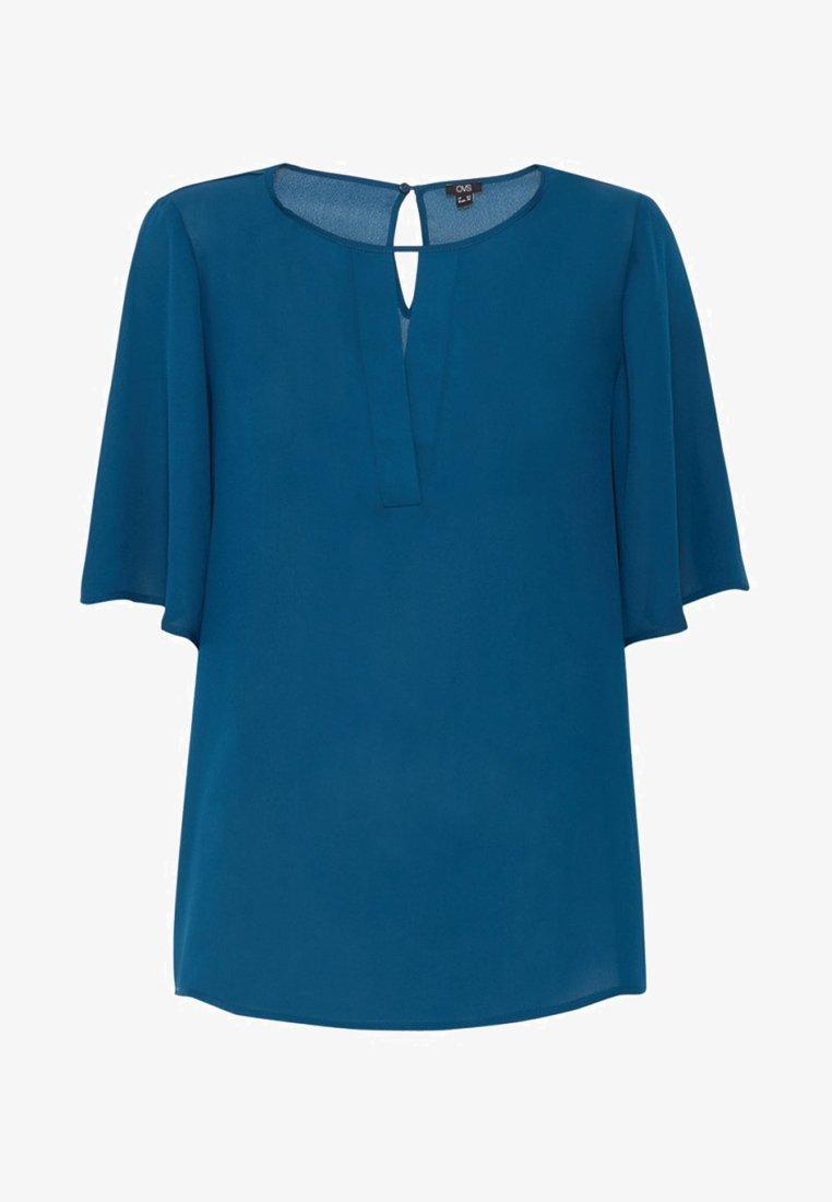 OVS - Bluse - petrol blue