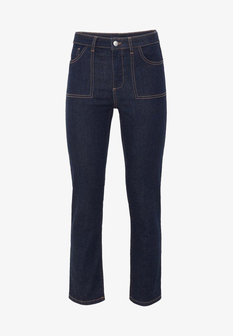 OVS - Bootcut jeans - blue-black denim