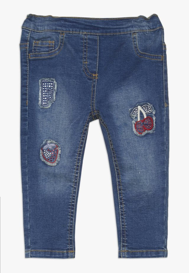 BABY PANT  - Jeans Skinny Fit - dark denim