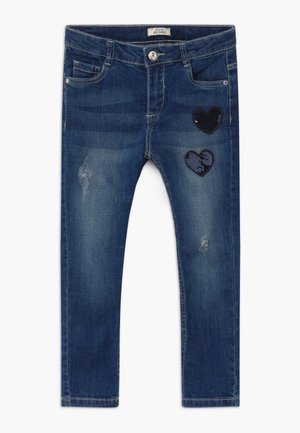 Jeans Skinny Fit - ensign blue