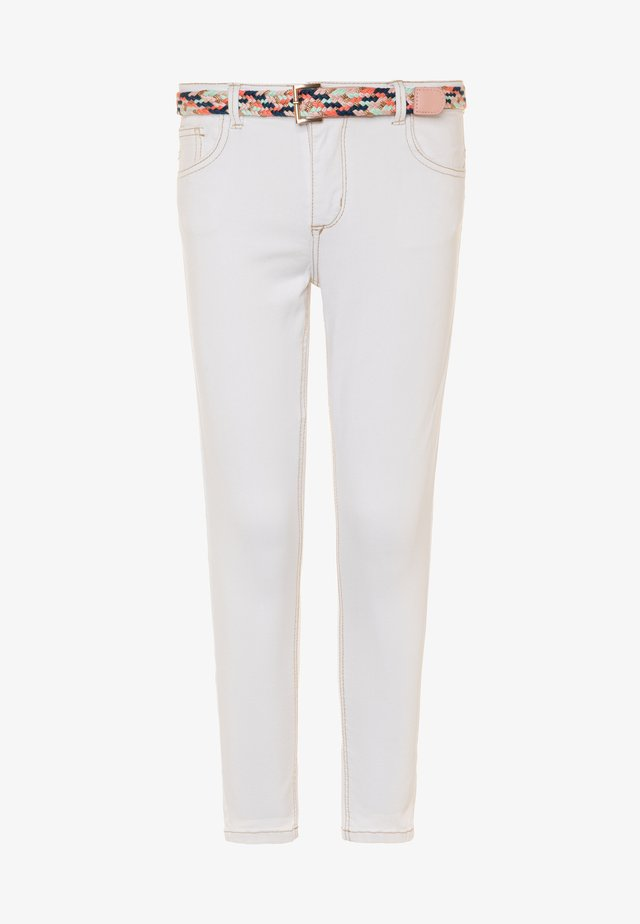 PANT - Jeansy Skinny Fit - egret