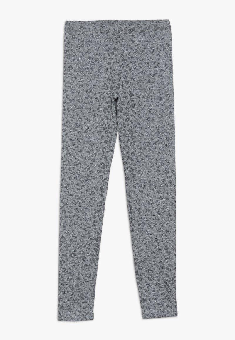 OVS - FOIL  - Leggings - Trousers - ghost gray