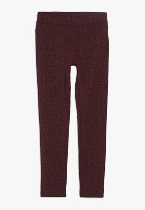 JEGGINS FRENCH TERRY - Broek - port royale