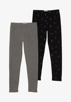 2 PACK  - Leggings - Trousers - tap shoe