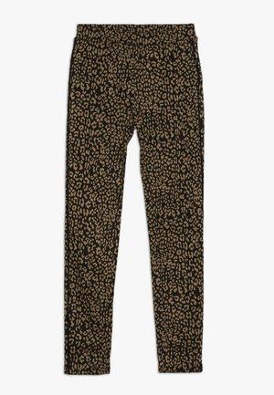 PANT - Pantalones - tobacco brown