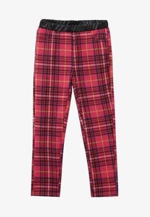 Pantalones - black/pink