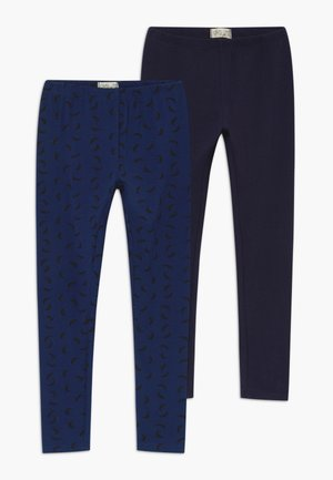 2 PACK - Legging - insignia blue