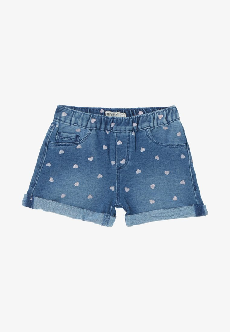 OVS - Jeans Shorts - blue