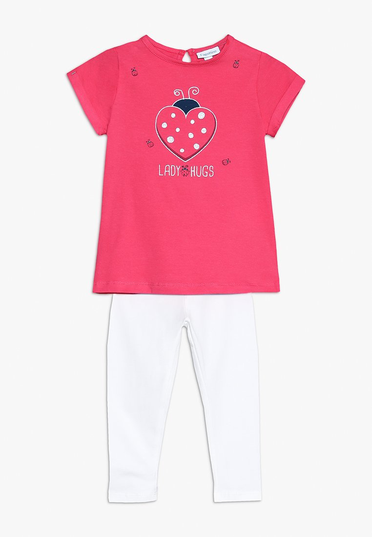 OVS - BABY SET - Leggings - paradise pink
