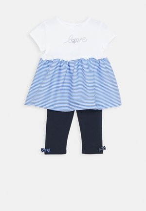 BABY SET - Legíny - brilliant white