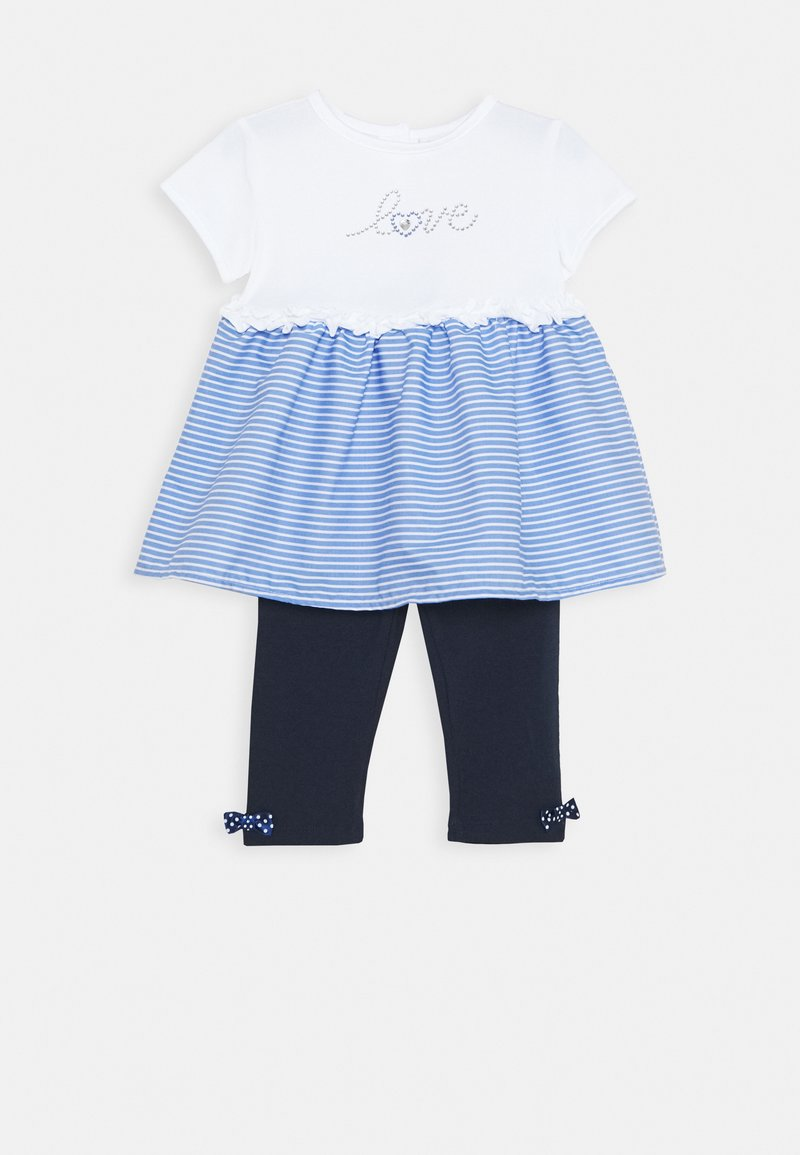 OVS - BABY SET - Leggings - brilliant white