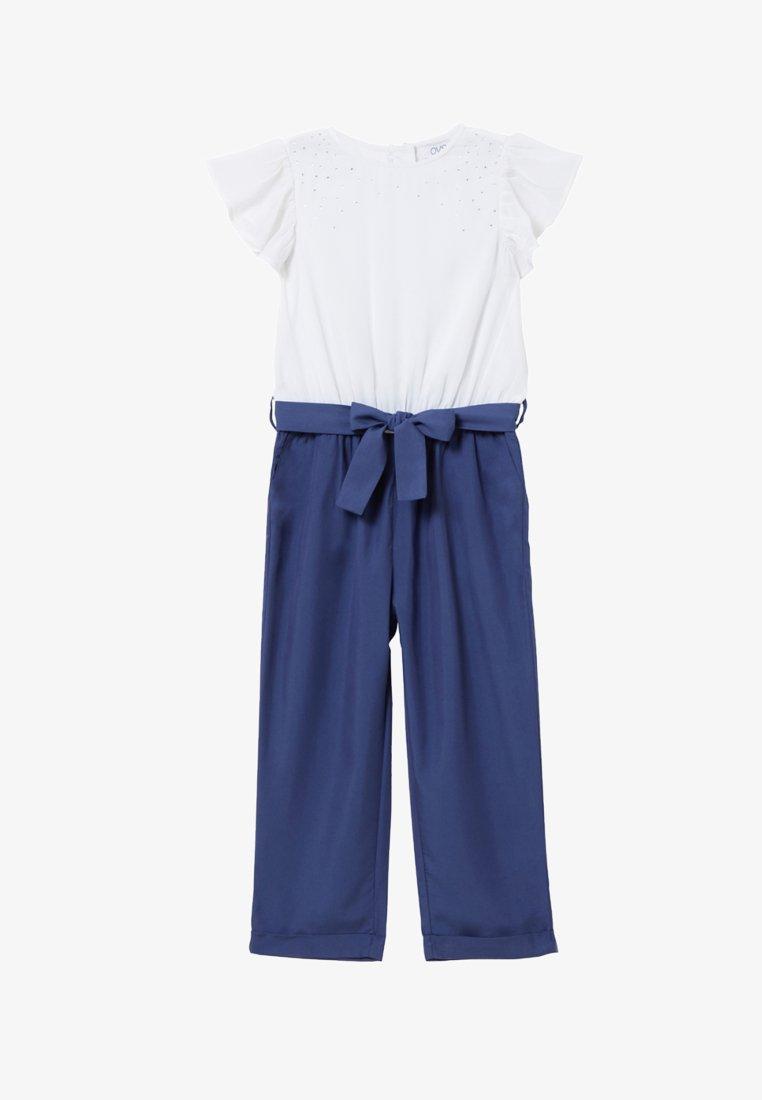 OVS - Mono - white/blue