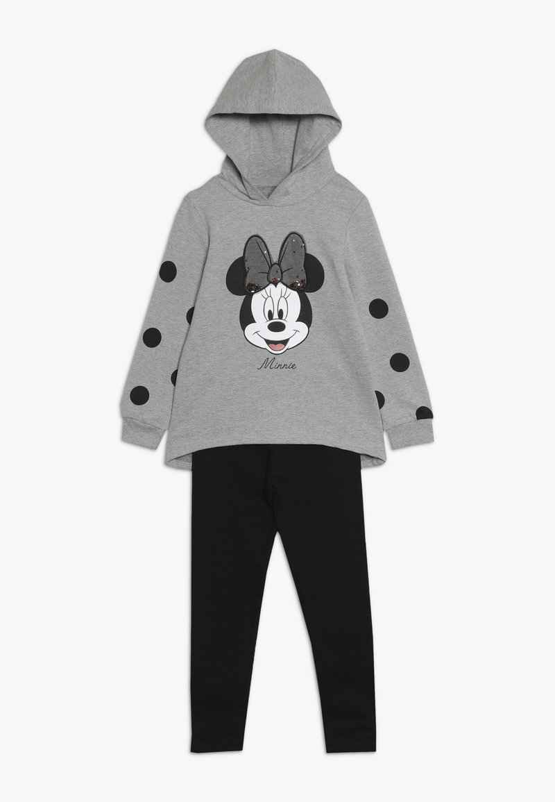 OVS - JOGGING MINNIE SET - Mikina s kapucí - frost gray