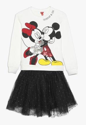 MINNIE JOGGING SET  - Sweater - snow white