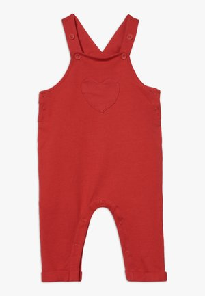 SALOPETTE  - Tuta jumpsuit - lipstick red