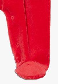OVS - ROMPER - Dupačky na spaní - lipstick red - 4