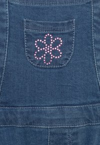 OVS - SALOPETTE SET - Tuinbroek - faded denim - 4