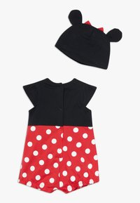 OVS - ROMPER HAT SET - Bonnet - black bean - 1