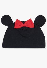 OVS - ROMPER HAT SET - Bonnet - black bean - 2