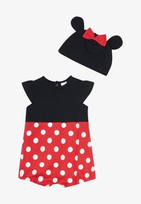 OVS - ROMPER HAT SET - Bonnet - black bean - 4