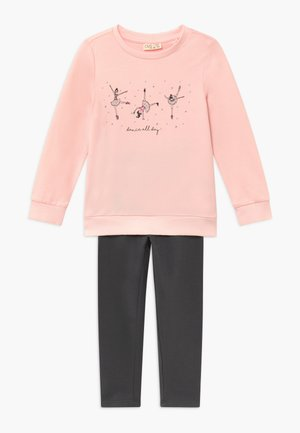 SET - Sweater - creole pink