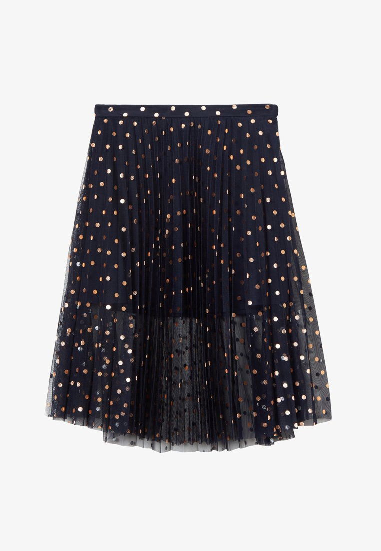 OVS - A-line skirt - blue