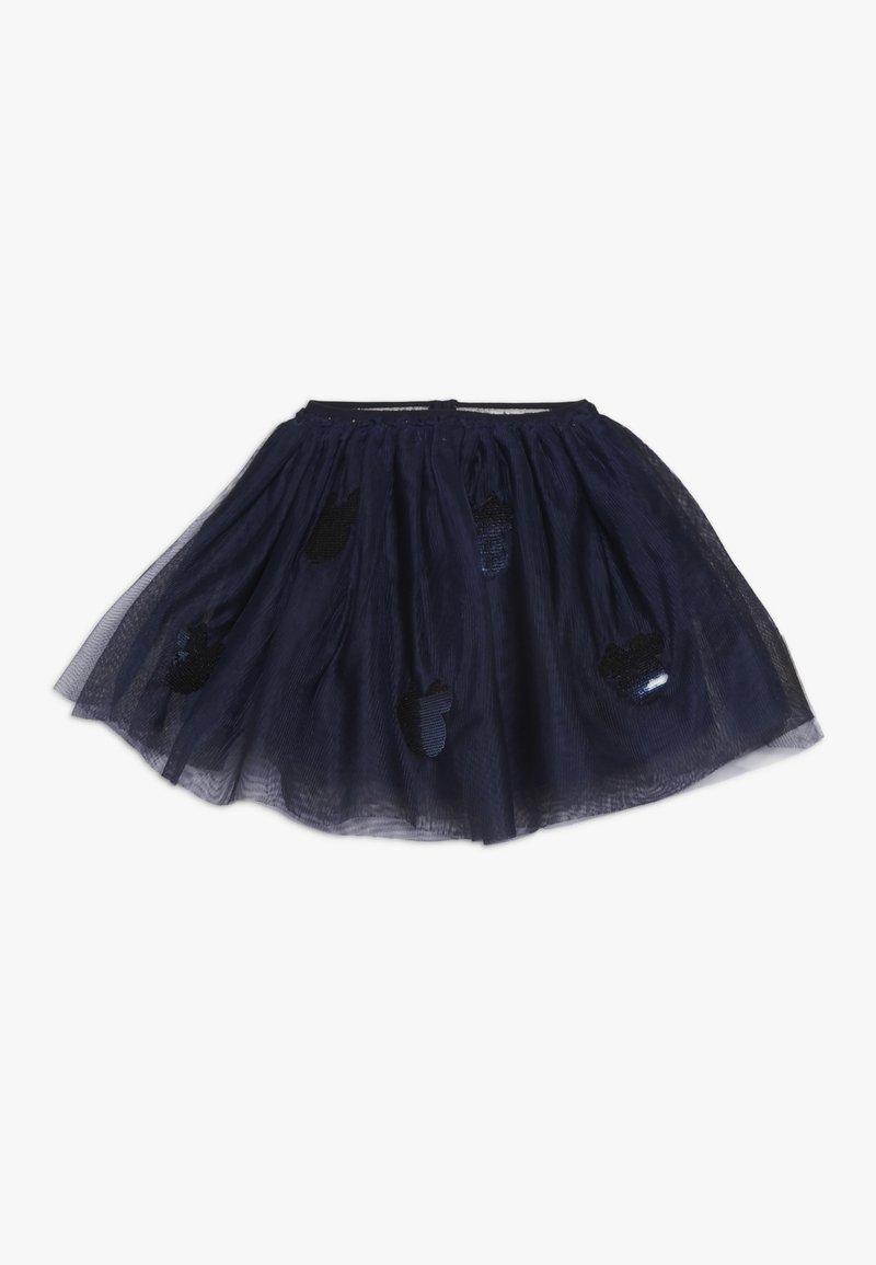 OVS - SKIRT MINNIE - Mini skirt - navy blazer
