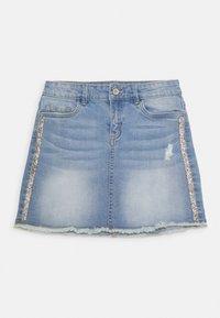 OVS - Áčková sukně - moonlight blue - 0