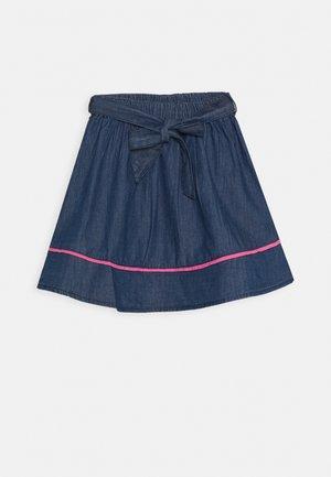 SKIRT - Áčková sukně - sargasso sea