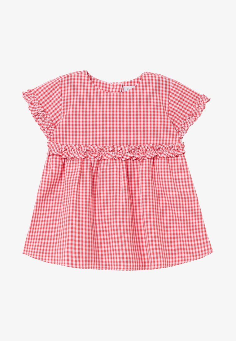 OVS - Day dress - white/red