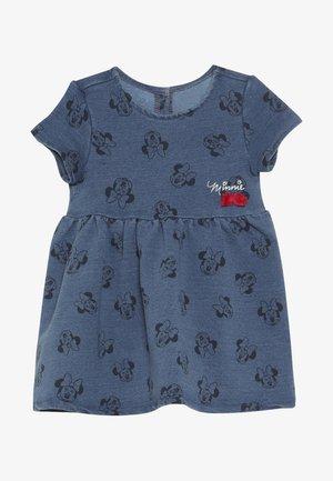 BABY DRESS - Korte jurk - bleached denim