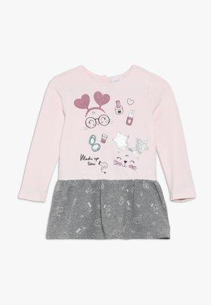 BABY DRESS - Jerseykjoler - barely pink