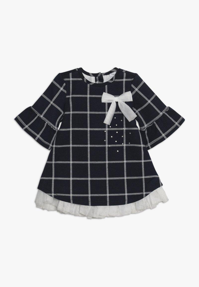 OVS - BABY DRESS CHECKS - Day dress - navy blazer