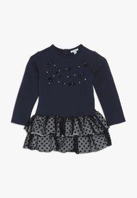 OVS - BABY DRESS BOWS - Jersey dress - navy blazer - 0