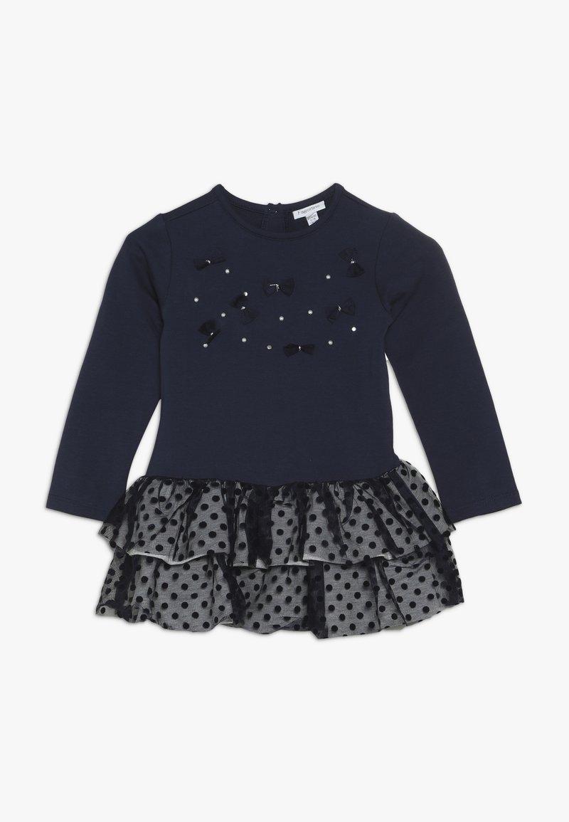 OVS - BABY DRESS BOWS - Jersey dress - navy blazer