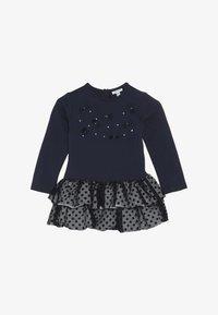 OVS - BABY DRESS BOWS - Jersey dress - navy blazer - 2