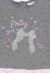 OVS - BABY DRESS PRINT - Hverdagskjoler - smoked pearl - 3